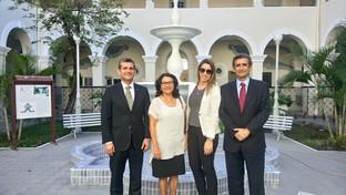 OAB-PB e UFPB discutem parceria para instalação de laboratório de Práticas Jurídicas