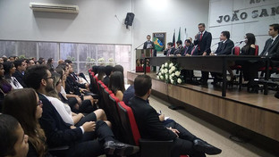 Semana do Jurista da OAB-PB é um sucesso de público e registra mais de 1000 inscrições em palestras