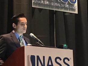 34º Congresso Anual da NASS (North American Spine Society). Confira!
