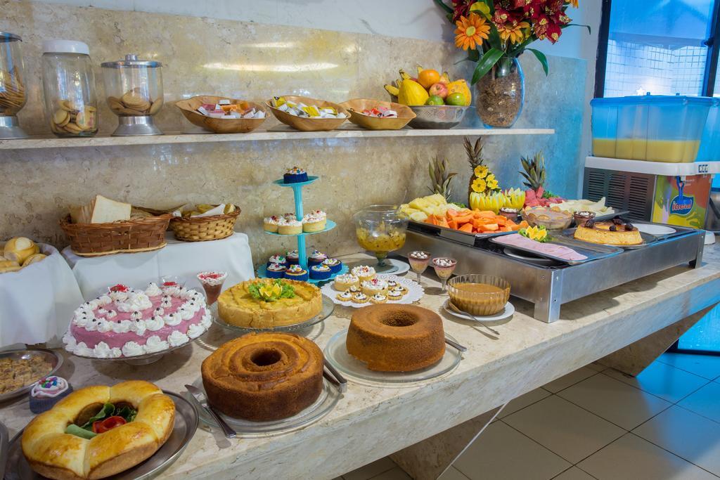 Café da Manhã - Restaurante Gravatá