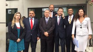Paraibano integra Caravana Nacional das Prerrogativas dos Advogados no Espírito Santo