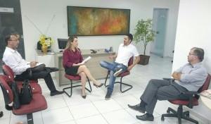 Diretores da OAB-PB visitam Subseções de Patos, Sousa, Cajazeiras, Pombal e Campina Grande