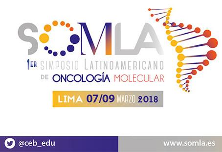 Simpósio de Oncologia Molecular Latinoamericano SOMLA