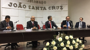 OAB-PB realiza audiência pública com Corregedor Nacional e Conselheiro do CNMP
