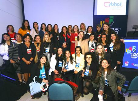 Evento com mulheres intervencionistas é realizado em São Paulo