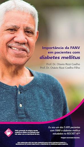 A importancia da FANV em pacientes com D