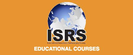 Congresso Brasileiro Listado Como Curso Educacional Pela ISRS. Confira!