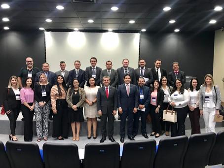 Diretoria da ESA-PB participou do V Encontro de Presidentes de Comissões da OAB-PB.
