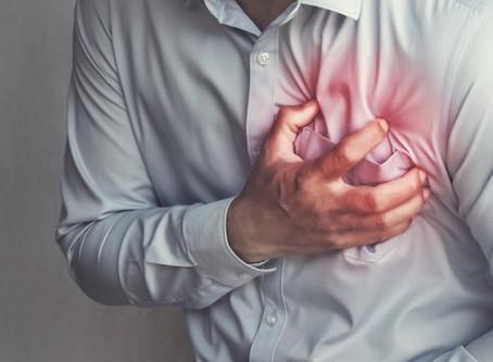 Exageros durante as festas de final de ano e férias aumentam os riscos de uma parada cardiovascular