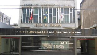 Presidente faz a devolução de sala cedida a Aspas pela OAB-PB por 30 anos