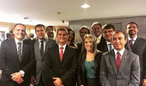 Marina Gadelha, Alfredo Rangel e Edward Johnson assumirão titularidade no Conselho Federal da OAB