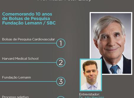 SBC Entrevista - Comemorando 10 anos de Bolsas de Pesquisa Fundação Lemann/SBC