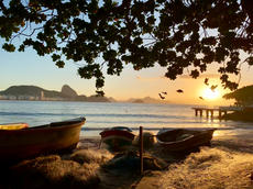 Rio Meu Coração Cheio de Histórias