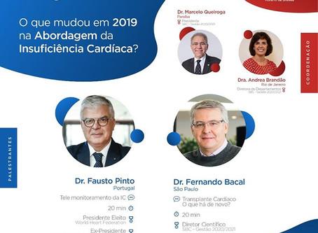 O que mudou em 2019 na Abordagem da Insuficiência Cardíaca? Parte 1