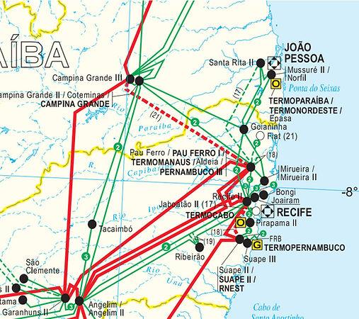 Localização da EPASA