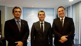 Advogado Andrey Alves é empossado presidente da Comissão de Direito Desportivo da OAB-PB