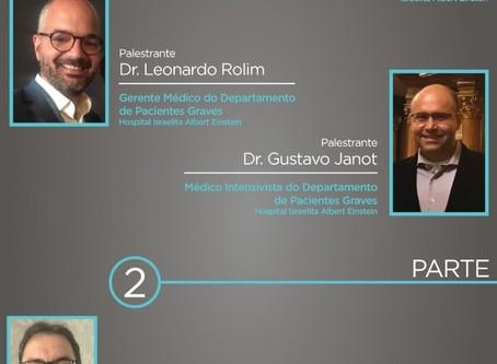 SBC Entrevista - Lições aprendidas no manejo da COVID-19: da linha de frente à pesquisa clínica