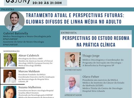 Tratamento atual e perspectivas futuras: gliomas difusos da linha média no adulto