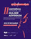 OAB-PB realizará II Conferência Estadual da Mulher Advogada; participe