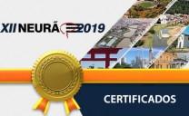 Certificados do Neurão 2019