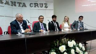 Advogado Paulo Lopo ministra palestra sobre Novas Perspectivas da Advocacia na Semana do Jurista da