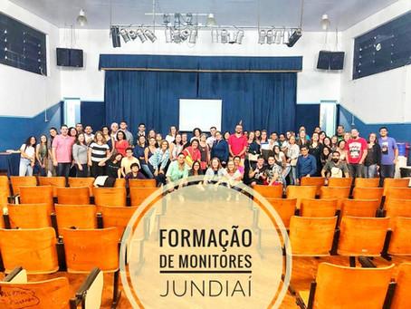Formação de monitores para o SBC vai à Escola ocorreu em Campinas e Jundiaí