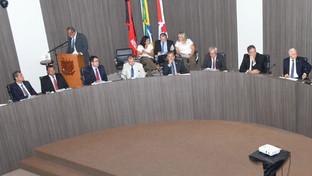 Paulo Maia participa de instalação do Fórum Permanente de Diálogo Interinstitucional do TJPB