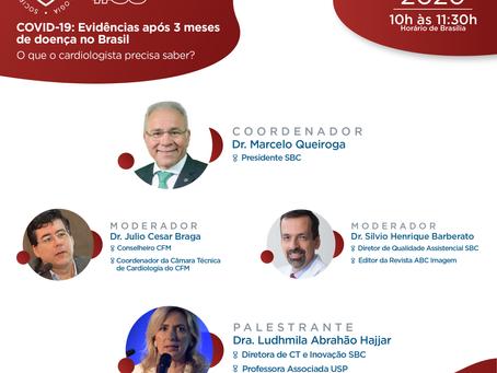 COVID-19: evidências após 3 meses de doença no Brasil