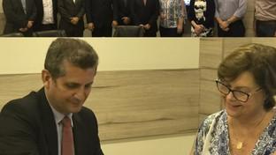 ESA e Unifacisa assinam convênio para realização de Pós Graduação em Direito Tributário em CG