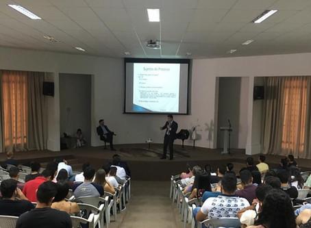 Cajazeiras promove curso sobre as Práticas nos Juizados Especiais. Confira