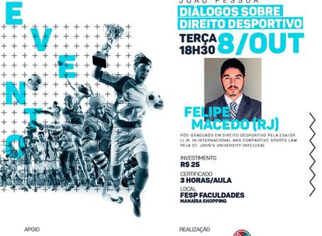 Diálogo Sobre Direito Desportivo