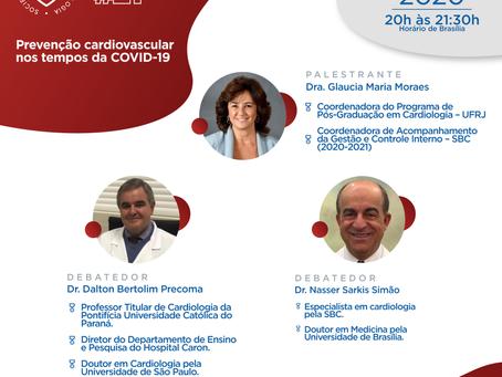 Prevenção Cardiovascular nos tempos de COVID-19