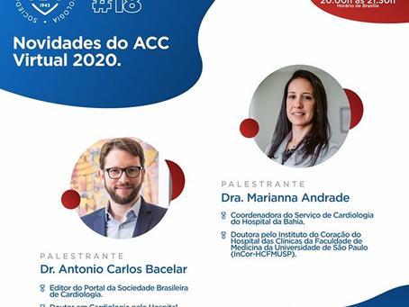 Novidades do ACC Virtual 2020