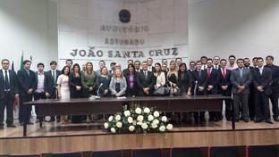 Paulo Maia afirma que encontro de presidentes de comissões mostra OAB-PB ativa e atuante