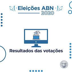 Eleições ABN 2020 - Confira os resultados