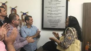 Subseção da OAB de Patos reinaugura sala dos advogados no Fórum Miguel Sátyro