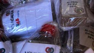 CAA-PB entregará máscaras e álcool em gel a advogados durante desagravo contra delegados