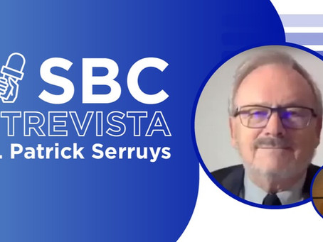 Entrevista Exclusiva com o Prof. Patrick Serruys sobre o Estudo EXCEL