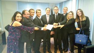 Comissão conclui relatório e define piso salarial dos advogados empregados da Paraíba