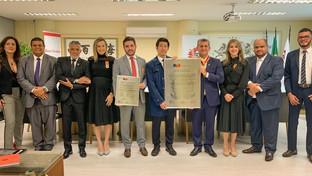 Integrantes da Comissão de Direito Internacional da OAB tomam posse na Coordenação Estadual das rela