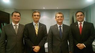 Advogado Newton Vita é empossado presidente da Comissão de Direito Eleitoral da OAB-PB