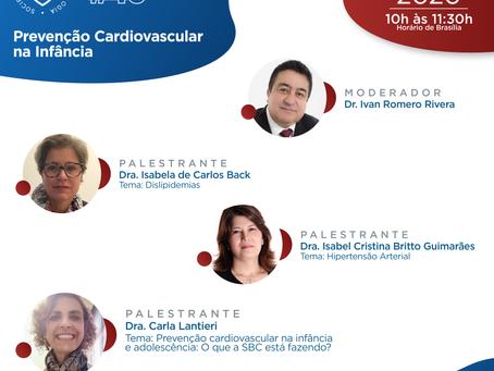 Prevenção Cardiovascular na Infância