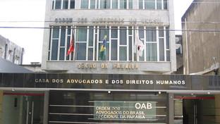 OAB-PB fará Desagravo Público a advogado desrespeitado por juiz no Sertão da Paraíba