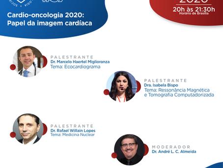Cardio-oncologia 2020: papel da imagem cardíaca