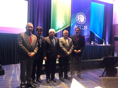 Simpósio conjunto no ACC 2019 é realizado por brasileiros, árabes e americanos