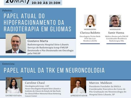 Papel atual do hipofracionamento da radioterapia em gliomas