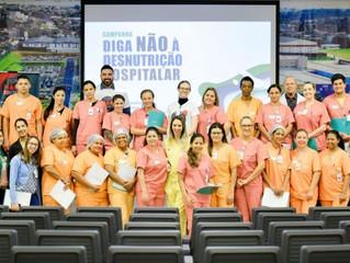 """""""Diga não à desnutrição hospitalar"""", é tema de palestra no HUGOL"""