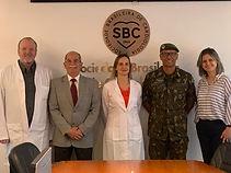 Exército e SBC estudam parceria para aplicação dos cursos TECA A e B