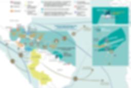 La zone maritime Antilles