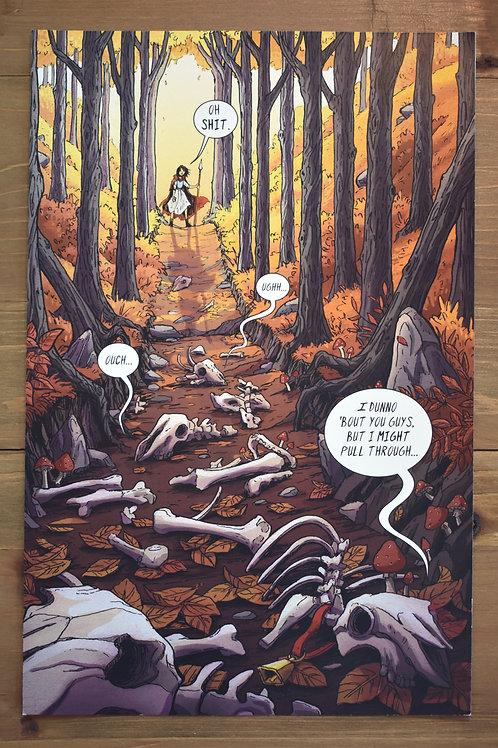 Autumn - Print